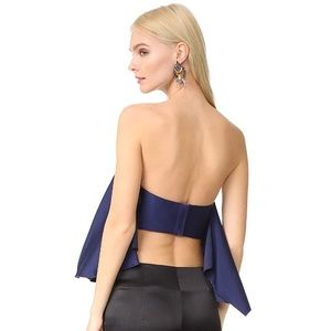 Solace London strapless Top size 6